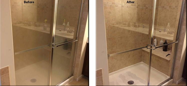 cleaning shower doors how to keep your glass shower doors clean 30773