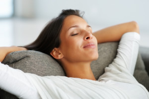 relaxed-woman